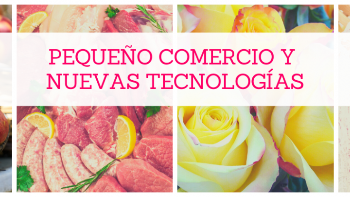 Pequeño negocio y tecnología - imagen