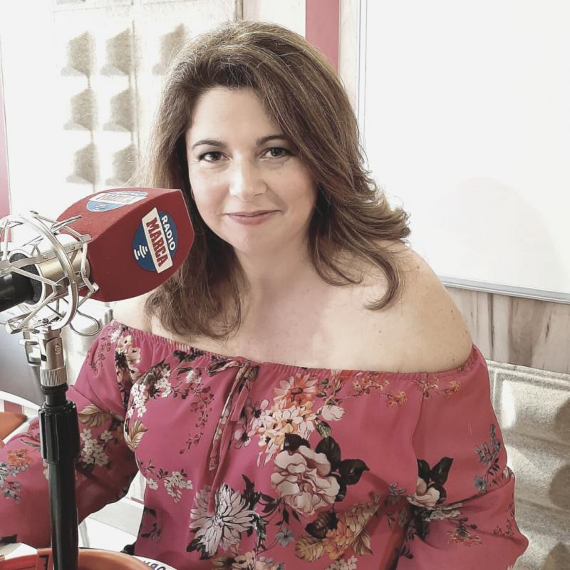 Julia Serrano en El Cajón de Herramientas